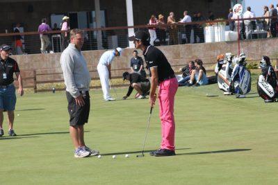 Cómo obtener el hándicap de golf
