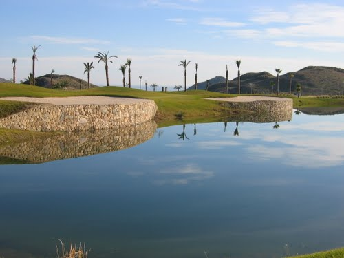 Golf Aguilón