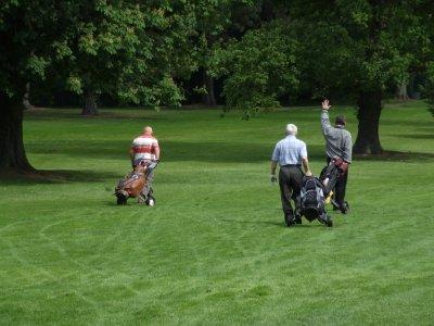 Regla 1 de golf: el juego
